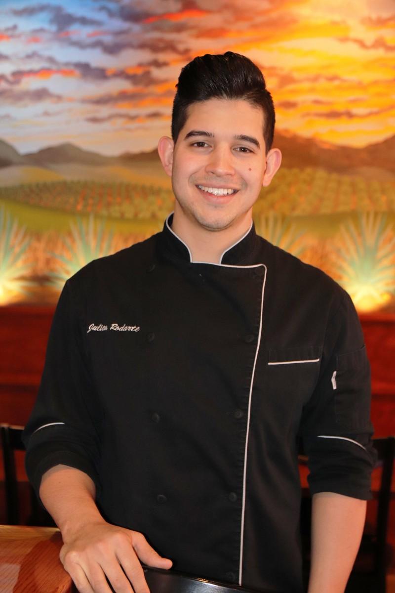 Julian Rodarte, NEWCHEF's first Elite Chef!