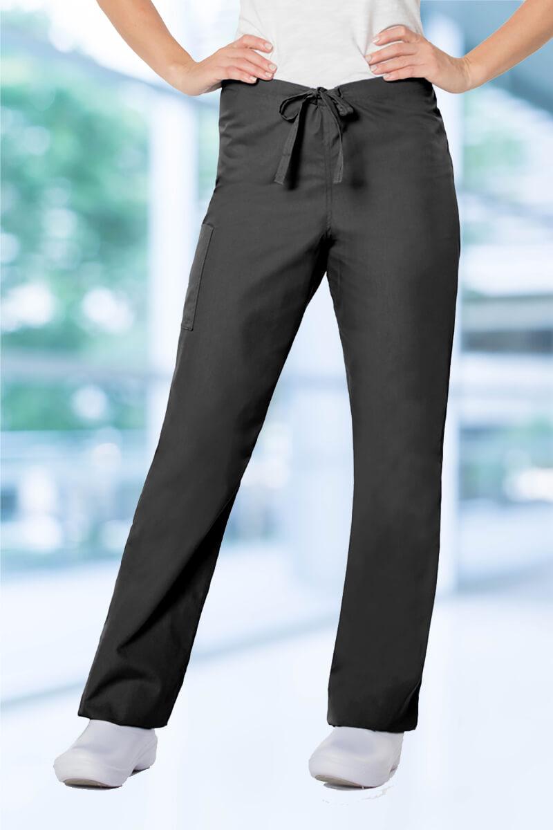 Landau Scrub Pants - Black