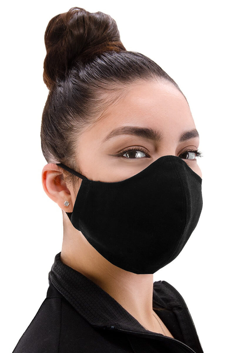 Standard Unisex Facemask - Black