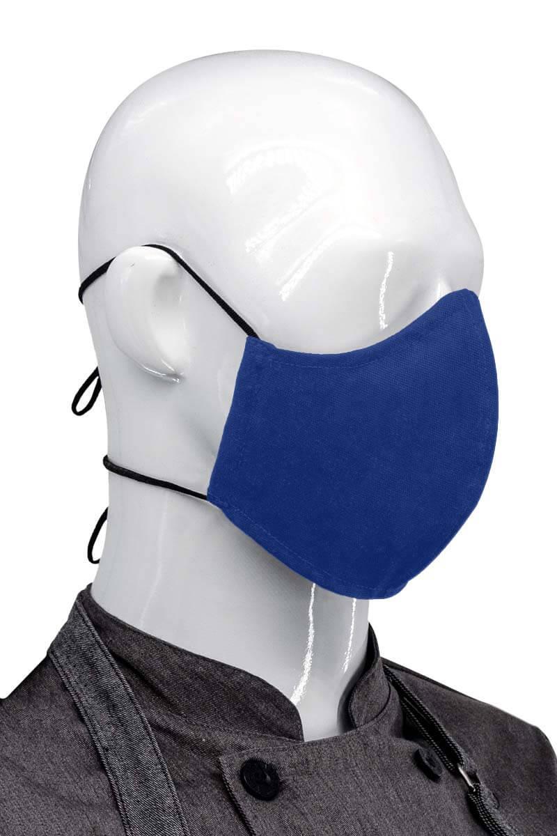 Dual Adjustable Unisex Face Mask - Royal