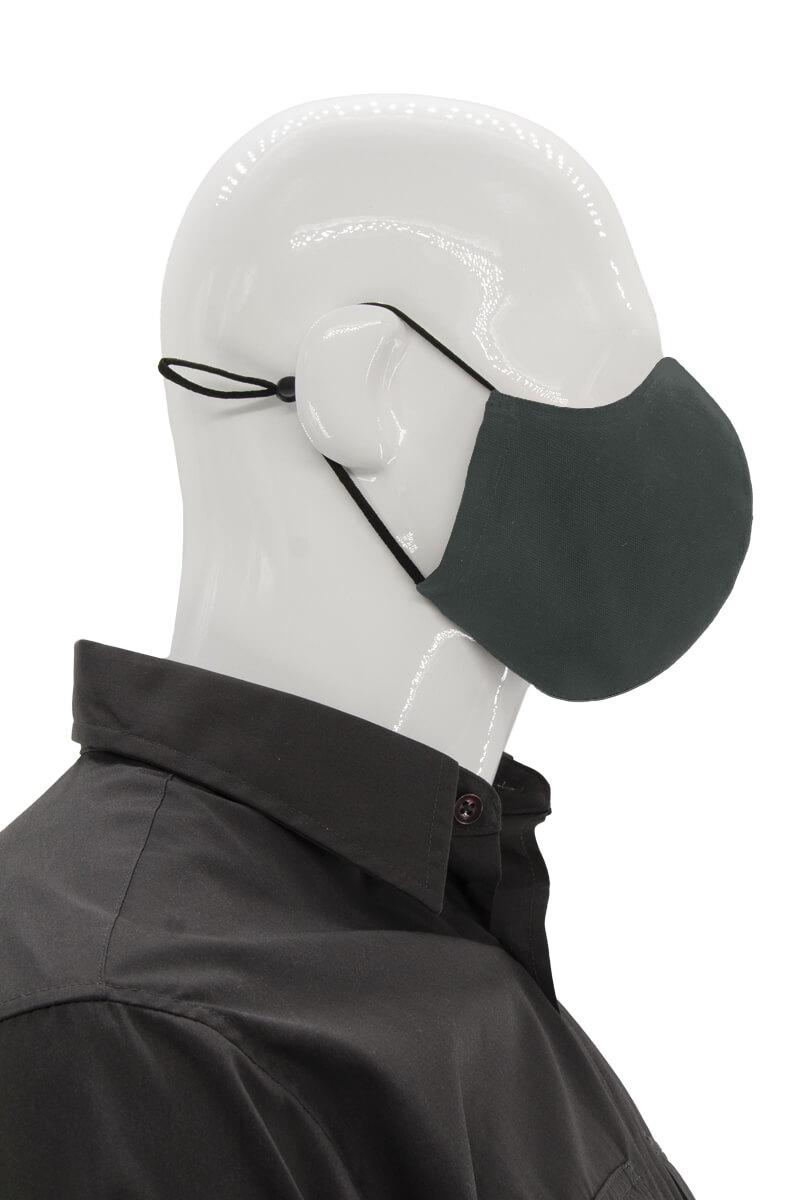 Adjustable Unisex Face mask - Graphite